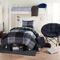 Plaid Dorm Room Collection