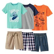 Toddler Boy Jumping Beans® Casual Little Guy Mix & Match Outfits