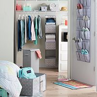 Simple By Design Scandi Pop Closet Storage Collection