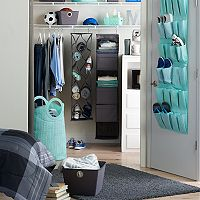Simple By Design Herringbone Closet Storage Collection