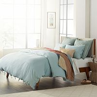SONOMA Goods for Life™ Glenmoor Linen Blend Duvet Cover Collection