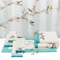 Lenox Chirp Shower Curtain Collection