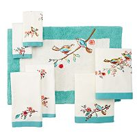 Lenox Chirp Bathroom Towel Collection