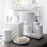 Kassatex Savoy Bathroom Accessories Collection