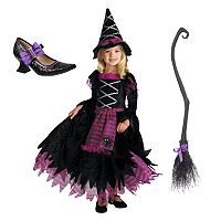 Kids Witch Mix & Match Costume Collection