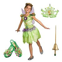 Disney Fairies Tinkerbell Kids Mix & Match Costume Collection