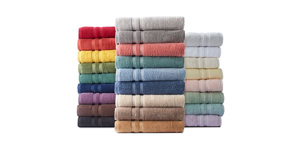 Sonoma Goods For Life Ultimate Bath Towels With Hygro