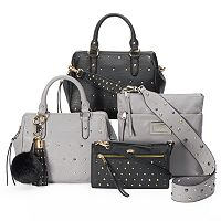 Juicy Couture Stud Handbag Collection