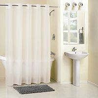 Hookless PEVA Shower Curtain Collection