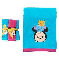 Disney Tsum Tsum Bath Towel Collection