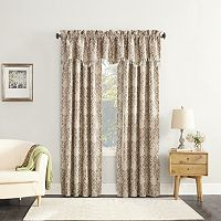 No918 Collete Ironwork Jacquard Window Treatment Collection