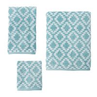 SONOMA Goods for Life™ Quick Drying Diamond Bath Towel Collection