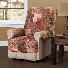 Paisley Patch Slipcover Collection by