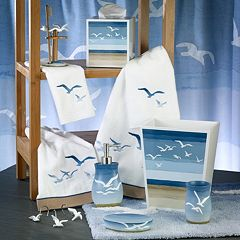 Avanti Seagulls Bath Accessories Collection by