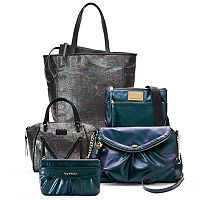 Juicy Couture Iridescent Handbag Collection