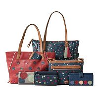 Relic Confetti Dots Handbag Collection