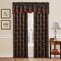 Traditions by Waverly Navarra Window Treatment Collection