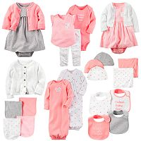 Baby Girl Carter's Hello Love Mix & Match Collection