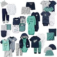 Baby Boy Carter's Little Rocket Mix & Match Collection