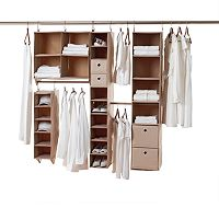 neatfreak closetMAX Storage System