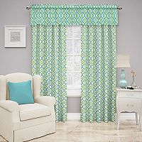 Traditions by Waverly Make Waves Window Treatment Collection