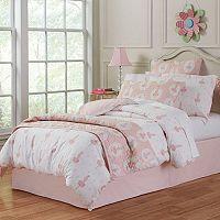 Ballerina Cotton Percale Comforter Collection