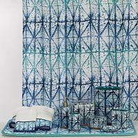 Creative Bath Shibori Bath Accessories Collection