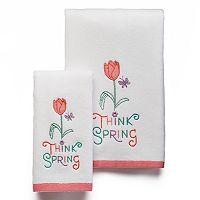 Celebrate Together Think Spring Bath Towel Collection