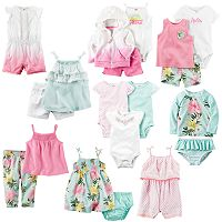 Baby Girl Carter's Luau Mix & Match Little Collection