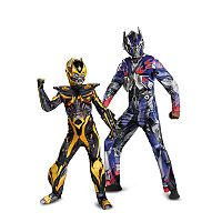 Transformers Costume Collection