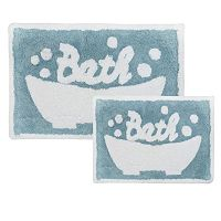 Park B. Smith Bubble Bath Bath Rug Collection
