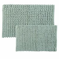 Quality Living by Park B. Smith Puff Ball Bath Rug Collection