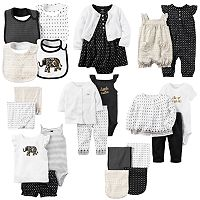 Baby Girl Carter's Little Traveler Mix & Match Collection