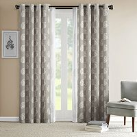 Madison Park Finley Layered Window Treatment Collection