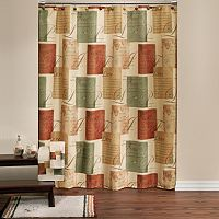 Saturday Knight, Ltd. Tranquility Shower Curtain Collection
