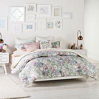 LC Lauren Conrad Wildflower Comforter Collection