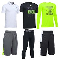 Boys 8-20 Under Armour Active Collection