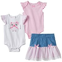 Baby Girl Nannette Owl Mix & Match Outfits