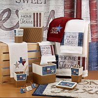 Home Sweet Texas Shower Curtain Collection