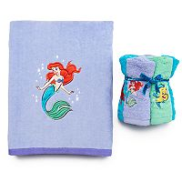 Disney's The Little Mermaid Ariel Bath Towel Collection by Jumping Beans®