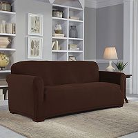 Serta Stretch Grid Slipcover Collection