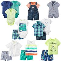 Baby Boy Carter's Deck Crew Mix & Match Collection