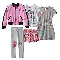 Girls 4-6x DreamWorks Trolls Mix & Match Outfits