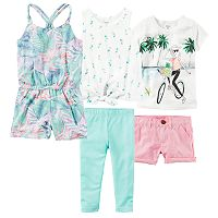 Girls 4-8 Carter's Mix & Match Outfits