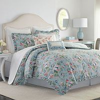 Laura Ashley Lifestyles Olivia Comforter Collection