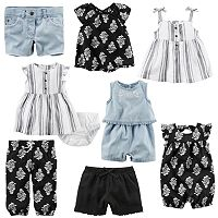 Baby Girl Carter's Classics Mix & Match Collection