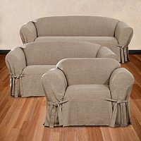 Sure Fit Linen Slipcover Collection