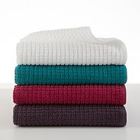 Martex Staybright Texture Bath Towel Collection