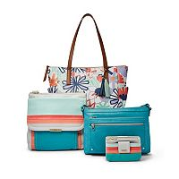Relic Multi Marker Florals Handbag Collection