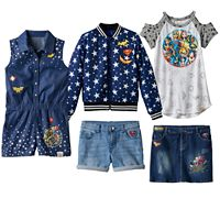 Girls 7-16 DC Comics Super Hero Girls Mix & Match Outfits